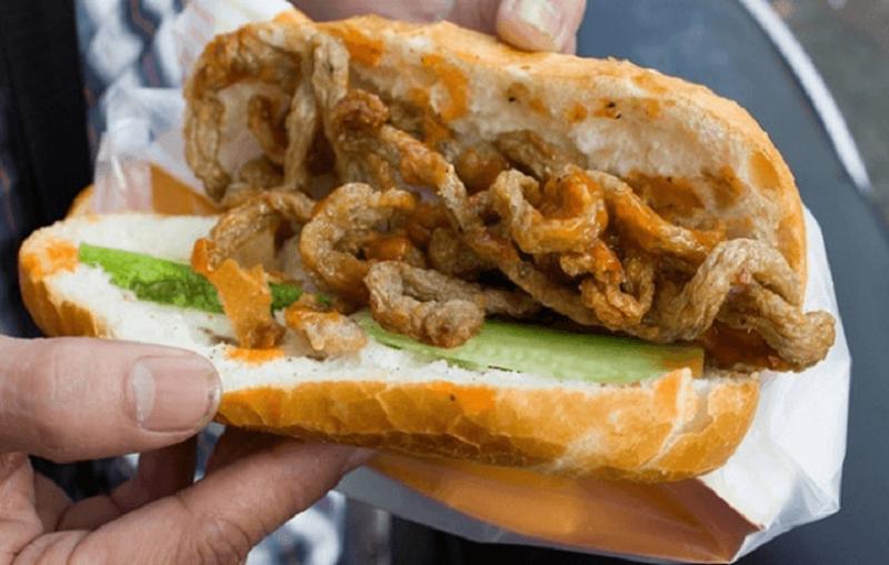 bánh mì Amangon