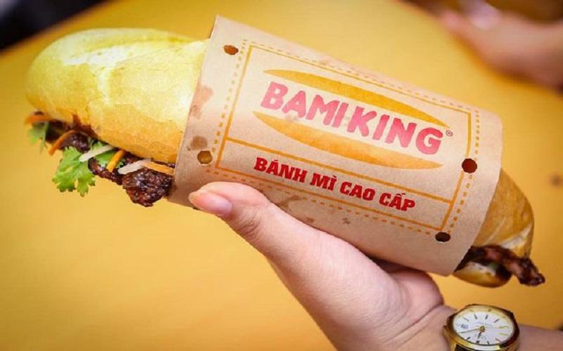 bánh mì Bami King