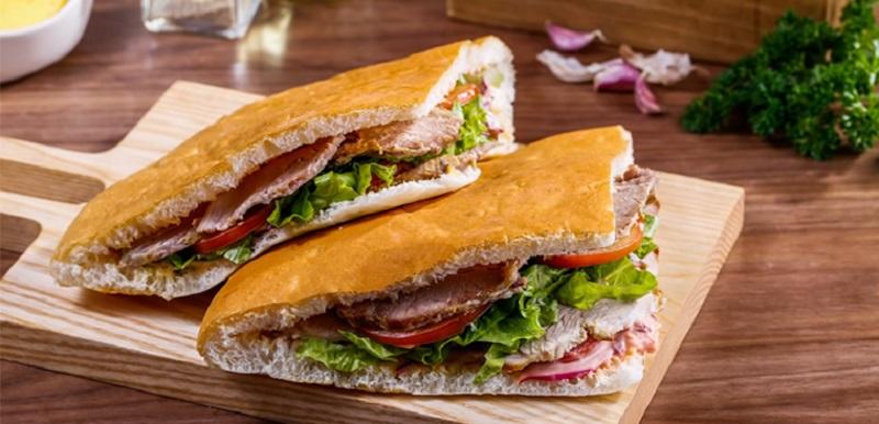 bánh mì Thổ Nhĩ Kỳ Kebab